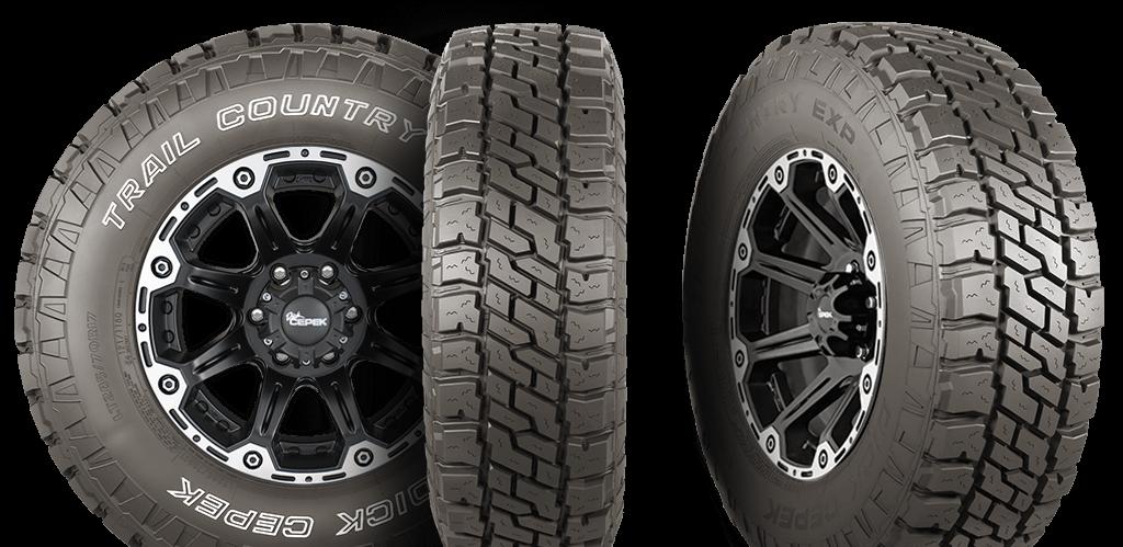 CEPEK TIRE Tire Cntry Exp 034232
